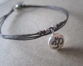 PEACE - New Om Bracelet