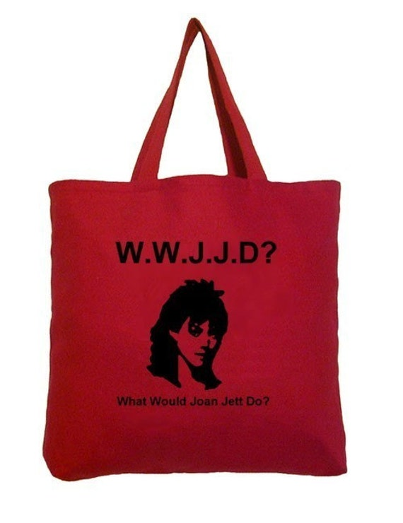 What Would JOAN JETT Do Tote