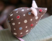 itty bitty mouse chocolate dots