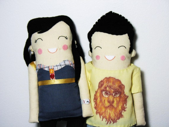MADE-FOR-EACH-OTHER dolls