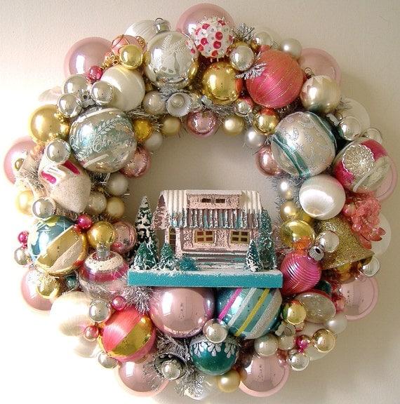 Christmas Wreaths Etsy