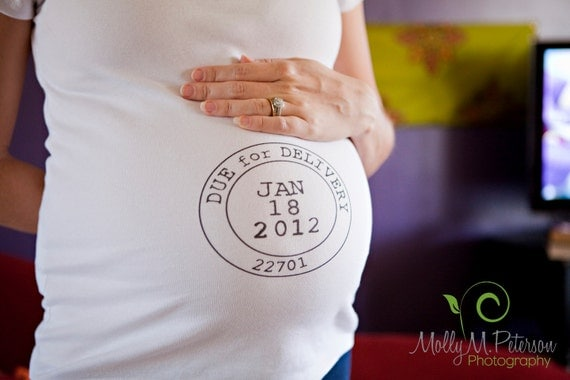 Due Date maternity shirts