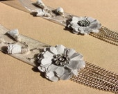 Oyster Rose Necklace SALE now 58
