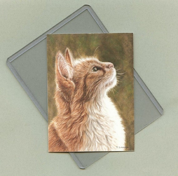 ACEO Reproduction- Curious