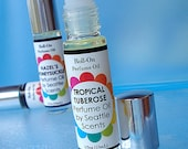 CLOSING 75% OFF SALE Lot of 10 Roll-On Perfume Oil by Seattle Scents - 1/3 oz Large