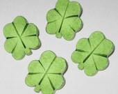 Irish St. Patrick's Day Shamrock Push Pins for Bulletin Board