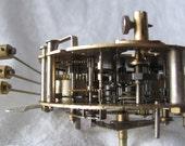 SALE German Clock Works...Steampunk..Jewelry Supplies...Gothic Was 39.99 Now 34.99