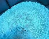 No Two Snowflakes presents Snowflowers SECOND ANNIVERSARY Lace Shawl PATTERN Pdf by Karen Walker