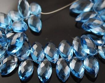 Sky blue color hydro quartz marquee WHOLESALE 18.00 sale 15.00