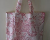 Roll Up Eco Shopper - Toile
