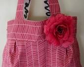 Berry Flower Lillian  Bag