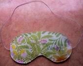 Sleep Mask - Embroidered Wish