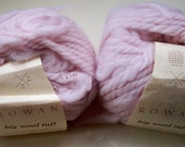 Destash - Rowan Big Wool Tuft 100g