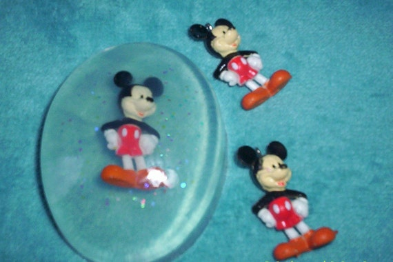 Reserved listing.......Mickey Mouse Soap party favor
