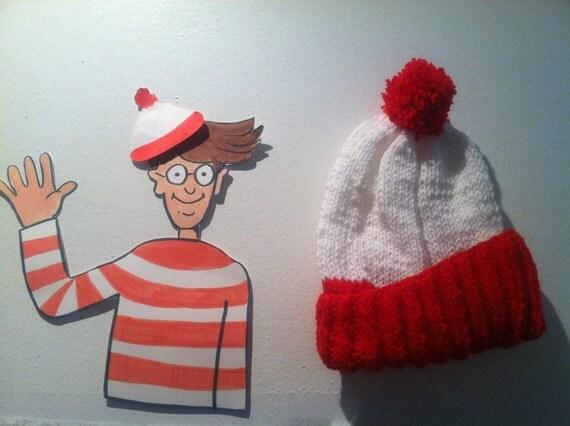 Waldo Beanie