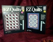 EZ Quilting Pattern Template Booklet SEWBUSY12