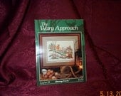Stoney Creek leaflet 28 The Wary Approach Deer Cross Stitching Pattern and Instructions SEWBUSY12