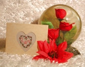 Greeting Card Love Wreath