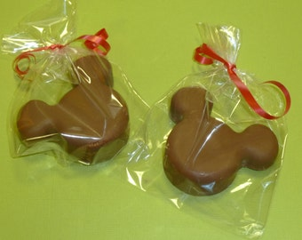 Mouse Shaped Chocolate Covered Oreos