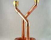 Special Sale Price Copper and Brass Candle Holder