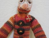 Sam.  A one of a kind worry doll.