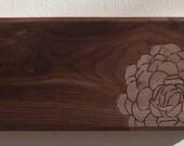 Echeveria  4x8 - Walnut