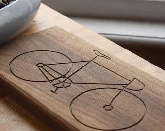 Cycle 6x12 - Walnut