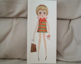 Vintage The Studio box all occasion humorous cards