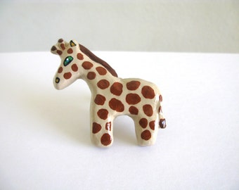 Giraffe - Dresser Drawer Knob