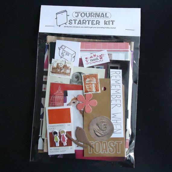 journal starter kit 55