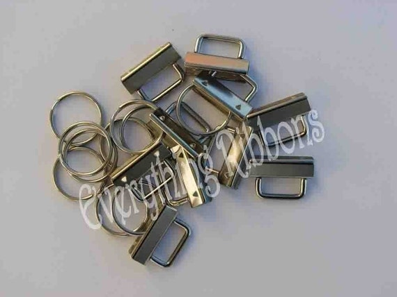 Key Fob Hardware - 10 Sets of Key Fobs - Plus Instructions - 10 PERCENT REFUND