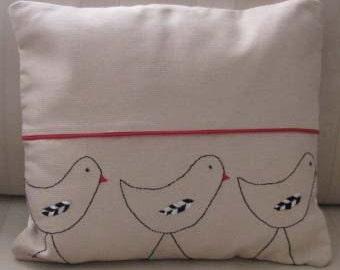 Tweet cushion