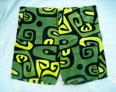 1960s Swim Trunks Board Shorts California Surfer Rare Surf Apparel Brentwood sz Large waist 36 to 39
