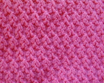 Pink Polyester vintage Textured Fabric 70s pretty hot rose pink MINI DRESS or SUIT weight