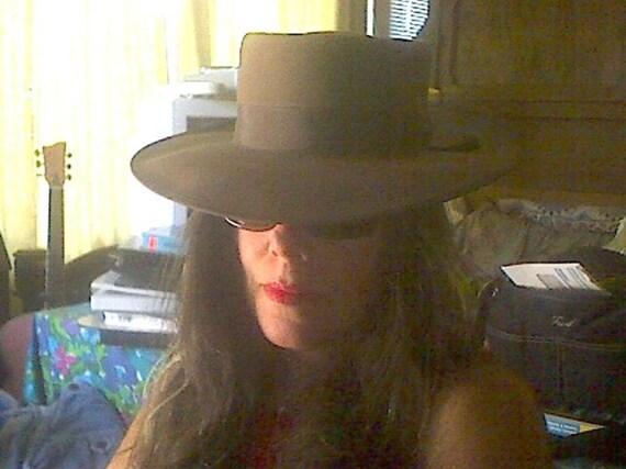 Wool Hat Snapbrim Bushman