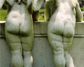 Booty Call - Twin Cherubs - Original Colour Photograph