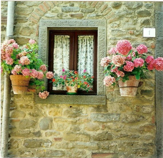 Cortona - Limited Edition ACEO Colour Photograph