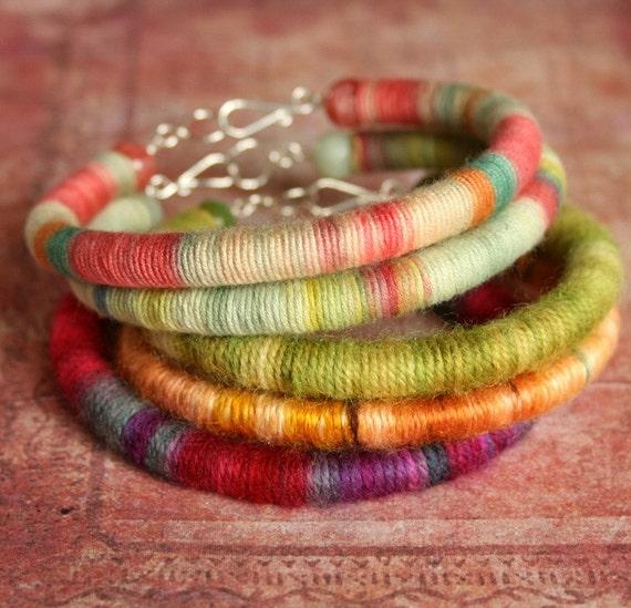 Soft Merino Bracelet