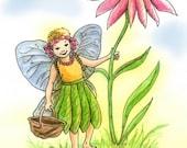 Daphne, the Flower Fairy
