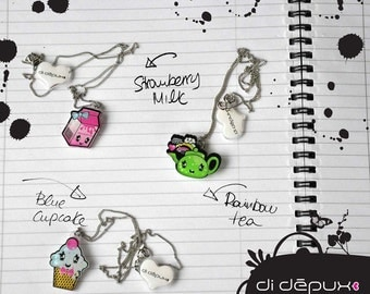 Sale Kawaii petit necklaces (select one)
