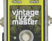 Vintage Fuzz Master - made to order - built in 16 weeks.