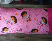 Travel  Size Pillow Cases Dora The Explorer