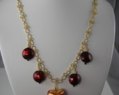 Red Opera - Necklace