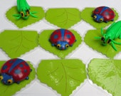 3D Tic Tac Toe...Bugs...Grasshoppers and Ladybugs
