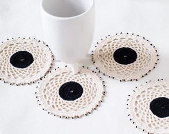 Crochet Pui Coaster