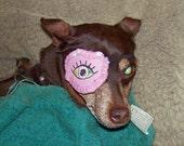 Dog or Human Eye Patch CUSTOM MADE