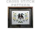 DIY Ode to the Goat - .pdf Original Cross Stitch Pattern - Instant Download