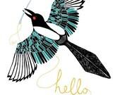 Hello Magpie