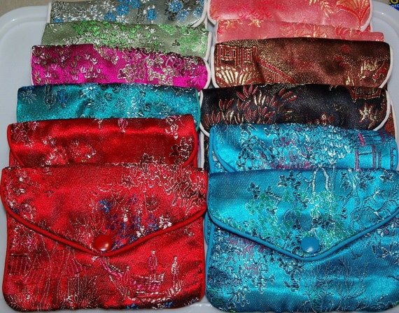 Reserved for Sunny 100 PCS JEWELRY POUCH Bag with Zipper 4.5x3.25 inches
