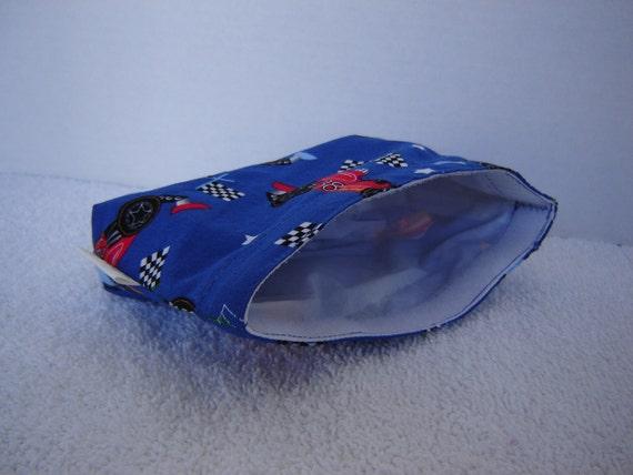 Eco Bag-Small-Race Cars (Eco 23-S)